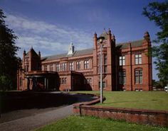 The Whitworth Art Gallery Manchester