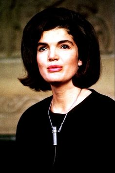 Mrs. Jacqueline Kennedy, December 1963. Mrs. Kennedy would take the time to thank the American public for their condolences.