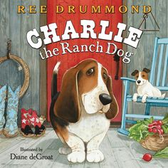 The main character is a basset hound--what's not to love?