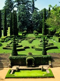 Eyrignac garden is my most favorite garden in all of France.