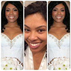 Makeup Application by Artist Destiny M. from WhipLash Studio  www.destinymcgill.com www.whiplashstudio.com www.styleseat.com/whiplash