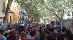 Feira El Rastro - Madrid - Espanha - Junho 2014