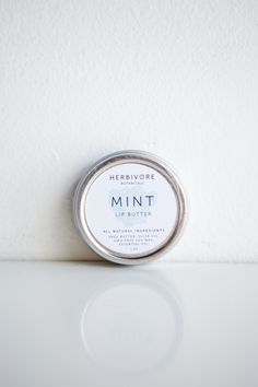 Herbivore Botanicals Mint Lip Butter – Parc Boutique