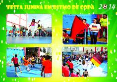 Festa Junina - Colégio Monte Virgem 2014