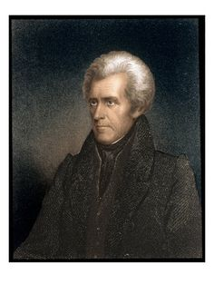 Andrew Jackson - read some fun facts and quotes from him at http://www.american-history-fun-facts.com/andrew-jackson-facts.html