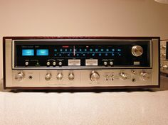 Sansui 8080 - Would never part with mine.  A thing of beauty