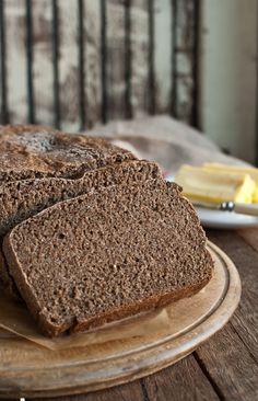 Finnish Sour Rye Bread  ~~ HA! started with Finn Crisp starter!!!