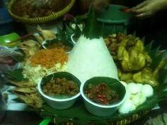 087781092707 Pesan Nasi Tumpeng Di Taman Sari Catering, Grains, Rice, Ethnic Recipes, Box, Jakarta, Sari, Saree, Snare Drum