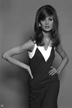 Jean Shrimpton - part of our inspiration for Sam, Your 1960s Girl™ from A Girl for All Time