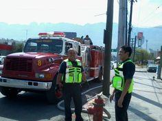 Bomberos Nuevo León Chaleco G2 Vest Statpacks. EMS México     Equipando a los Profesionales