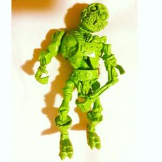 "SpankyStokes.com | Vinyl Toys, Art, Culture, & Everything Inbetween: Putting He-man through Hell… Kalaka Toys's ""Tar-Man, Master of the Living Dead!"""