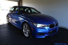 2013 BMW 335is M sport.  I love this car.  Just wish it was red.