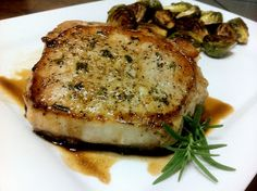 For Wednesday when I try out the new small slow cooker! Kelly Bonnell: Slow Cooker Pork Chops