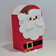 Santa Claus is Coming to Town! by ScrappyCath Designs (Scraps of Life)