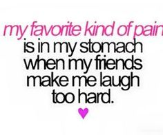 Glad I have lots of these friends. HUGS if you are one of them...
