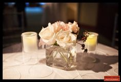 Boston Wedding Photography, Boston Event Photography, Spring Wedding Flowers, Spring Wedding Decor, Cocktail Table Decor, Simple Rose Centerpieces