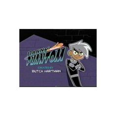 danny phantom ❤ liked on Polyvore featuring childhood, 90's and random