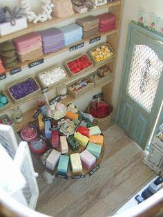The Soap Shop 'La Savonniere'