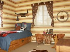 Find This Pin And More On Cowboy Bedroom