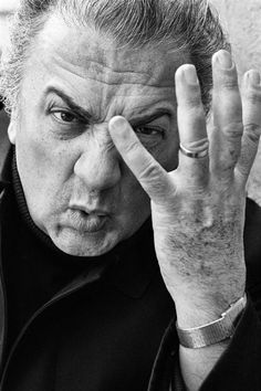 Federico Fellini - January 20, 1920 – October 31, 1993) , Italian film director and scriptwriter. Known for his distinct style that blends fantasy and baroque images. He won five Academy Awards including the most number of Oscars in history for Best Foreign Language Film.