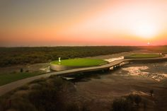 Al Zorah Golf Club, Dubai - http://www.teetimes.info/al-zorah-golf-club-dubai