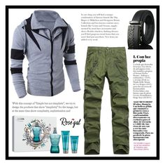"""""""Casual day"""" by amra-sarajlic ❤ liked on Polyvore featuring Jean-Paul Gaultier"""