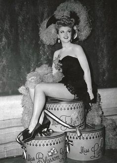 Angela Lansbury in The Harvey Girls c.1946