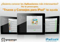 Trucos y Consejos para novatos con el iPad