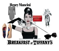 """""""Look For Less Than $50/ Breakfast at Tiffany's"""" by ibthesunnyest on Polyvore"""