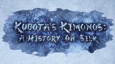 Introduction to Itchiku Kubota & Tsujigahana / Part 1 Kubota's Kimonos - YouTube