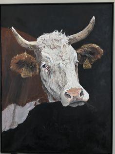 www.stadelbacher-atelier.de Cow, Christian, Animals, Atelier, Art History, Animales, Animaux, Cattle, Animal