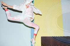 Stella McCartney & Adidas Inspire Us To At Least LOOK Athletic…