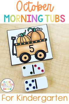 Don't stress over printing and organizing morning worksheets, kindergarten morning work tubs are an easy, quick way to start the school day in your primary classroom! With over 20 activities to choose from, my students can practice math, literacy, fine motor development, social skills, and more! Kindergarten morning work tubs are also a wonderful way to introduce, review, and remediate different content and skills.