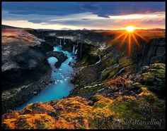 Canyon of Wonder by Paul Marcellini, via 500px