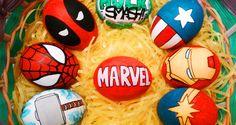 Some Avengers 2 Easter Eggs | G33k-HQ