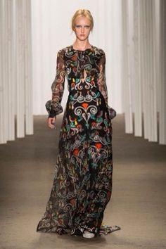 Honor Spring/Summer 2015. New York Fashion Week
