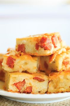 Easy Cheesy Pepperoni Bites - Perfect for holidays, parties and football-watching! | http://www.browneyedbaker.com/pepperoni-bites/