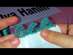 427-Kum boncuklu kalem oyası yapılışı - YouTube Crochet Lace Edging, Crochet Borders, Irish Crochet, Free Crochet, Crochet Patterns, Saree Tassels Designs, Hand Embroidery Videos, Hairpin Lace, Creative Embroidery