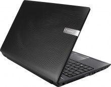 "Gateway - Refurbished Laptop / AMD C-Series Processor / 15.6"" Display / 3GB Memory - Black"