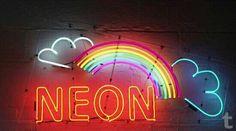 Neon! Neon Art//Neon LOVE!!!
