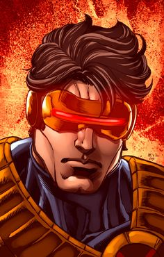 This Cyclops was a better character than in the movie, and I'm not talking about casting...okay, maybe a little. Lol.