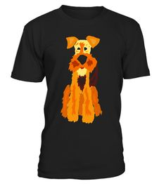 """# Smiletodaytees Funny Airedale Terrier Dog Art T-shirt .  Special Offer, not available in shops      Comes in a variety of styles and colours      Buy yours now before it is too late!      Secured payment via Visa / Mastercard / Amex / PayPal      How to place an order            Choose the model from the drop-down menu      Click on """"Buy it now""""      Choose the size and the quantity      Add your delivery address and bank details      And that's it!      Tags: Cool delightful Airedale…"""