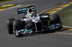 2012 Mercedes F1 W03 (Nico Rosberg)