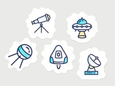 Stickers by UI8