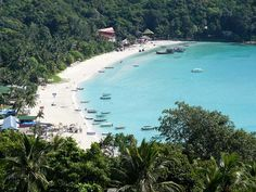 Perhentian Islands - Longbeach, Malaysia