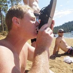 Beach parties in Australia: | 22 Photos That Sum Up Parties In The USA Vs Australia