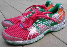 Womens Asics Gel Noosa Tri 8 Jellybean Pink Green Running Sneakers Shoes Sz 11 N #ASICS #RunningCrossTraining