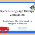 Speech-Language packet for school SLPs who treat groups of children that have a variety of speech goals.  Literature based therapy is a great way t...
