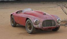 Barn find Ferrari!