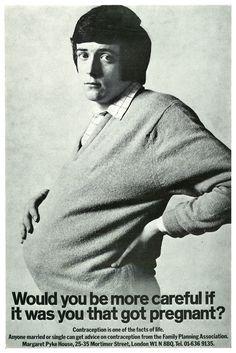 D's Pregnant Man, 1970